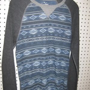 American Eagle Classic Fit Thermal Shirt